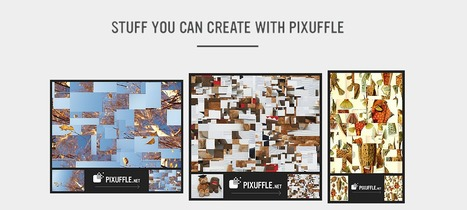 Pixuffle - Shuffle pixels to create unique compositions! | Technology Ideas | Scoop.it