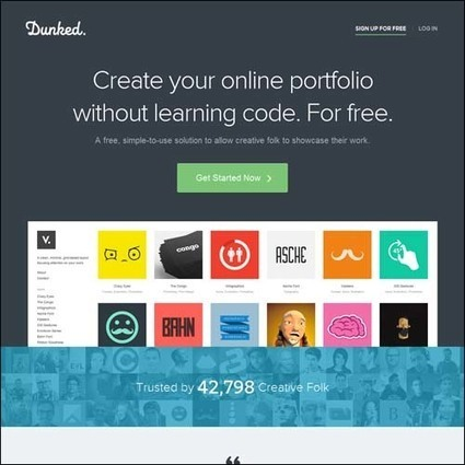 20 Professional and Free Online Website Builders | Into the Driver's Seat | Scoop.it