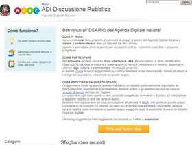 "Agenda Digitale Italia: è aperta la discussione pubblica | L'impresa ""mobile"" | Scoop.it"