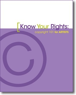 Know Your Rights: Copyright 101 for Artists | Artdictive Habits : Sustainable Lifestyle | Scoop.it