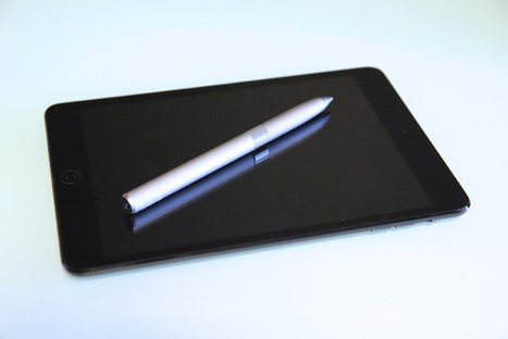 Review: Adonit's Jot Script 2 adds iPad Air 2 support and recharging to a top Bluetooth stylus | Macwidgets..some mac news clips | Scoop.it