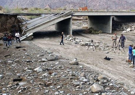 Collapsed California bridge earned 'A' rating just last year | Conformable Contacts | Scoop.it