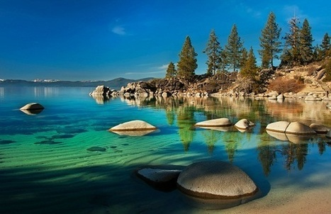 Lakes Couldn't Be Better Than Lake Tahoe | Travel and Destinations | Scoop.it