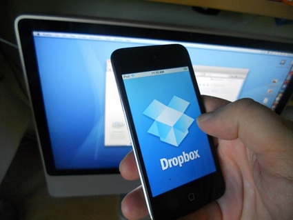 Como anadir comentarios a archivos y fotos almacenados en Dropbox? | Las TIC en el aula de ELE | Scoop.it