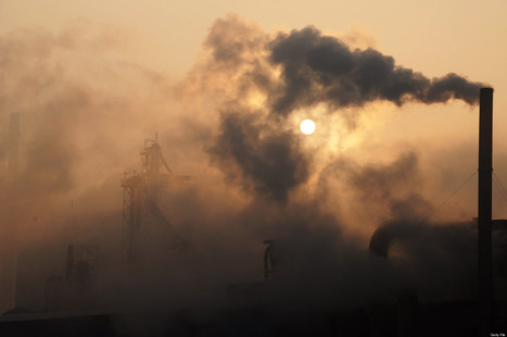 U.S. Scientists Report Big Jump In Heat-Trapping CO2 | Global warming | Scoop.it