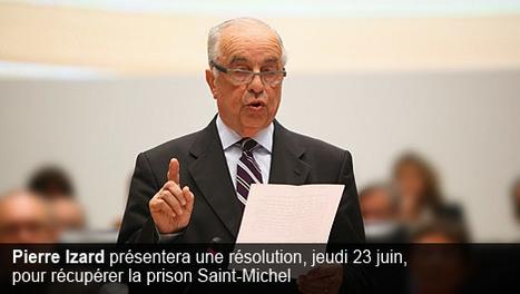 Le Conseil général veut récupérer la prison Saint-Michel | Toulouse La Ville Rose | Scoop.it