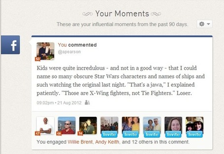 Use the Force of Your Influence, Luke! | B2B Social Media Marketing | Scoop.it