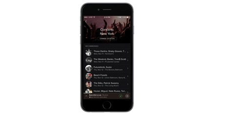 Spotify now recommends nearby concerts based on what you listen to | MUSIC:ENTER | Scoop.it