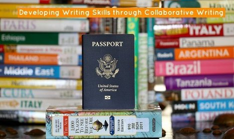 Tourism: Developing Writing Skills through Collaborative Writing | English Language Teaching resources | Scoop.it