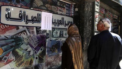 Le marché noir des devises montre les limites de la reprise en Egypte. | Égypt-actus | Scoop.it