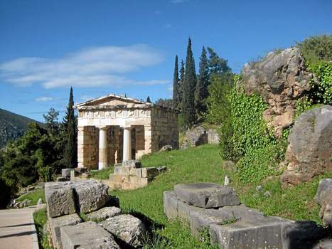 Visiting Olympia and other ancient sites in Greece - Redlands Daily Facts | Real estate | Scoop.it