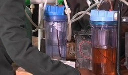 Urine-Powered Generator Invented by African Students   Energy in Africa   Scoop.it