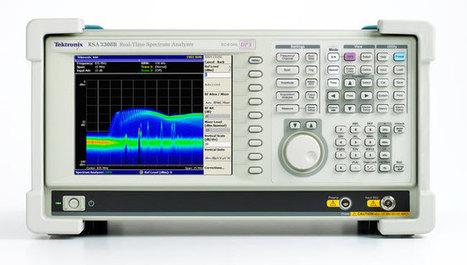 Analizadores de espectro   ANALIZADOR DE ESPECTRO   Scoop.it