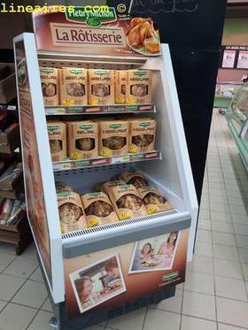 Fleury Michon vend des poulets rôtis entiers / Frais / LES PRODUITS - LINEAIRES, le mensuel de la distribution alimentaire | Innovation des produits de grande consommation | Scoop.it