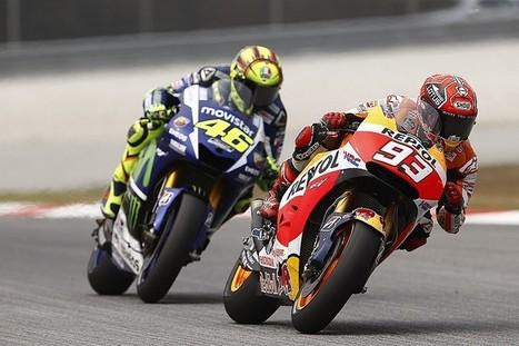 "Ezpeleta: ""The Rossi-Marquez controversy didn't benefit MotoGP at all"" | Ductalk Ducati News | Scoop.it"