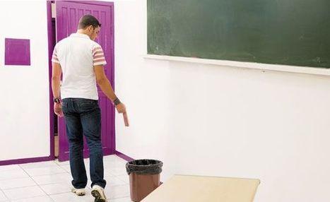 Adeus, docência   Revista Educação   Banco de Aulas   Scoop.it
