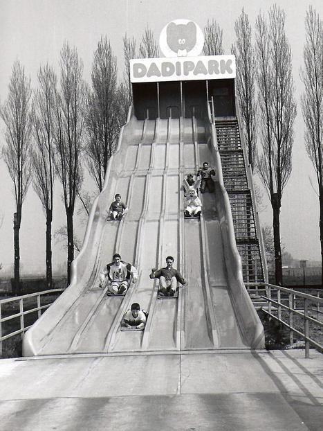 Nostalgie rond gesloopt Dadipark | erfgoedcellen | Scoop.it