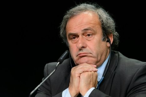 FIFA 'seeking life ban' against Platini @youarecorrupt | Culture, Humour, the Brave, the Foolhardy and the Damned | Scoop.it