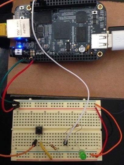 My Adventure in Robotics: Using Javascript with Bonescript to program the Beaglebone Black   Raspberry Pi   Scoop.it