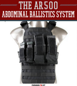 Product Review: The Abdominal Ballistics System (ABS) by AR500 Armor   Firearms   Scoop.it