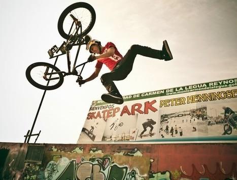 BMX terá dois tops mundiais em ação nas rampas do Pro Rad Jump Festival | esportes | Scoop.it
