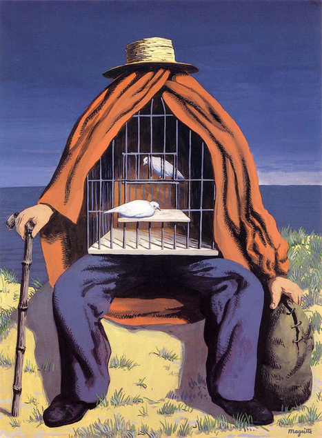 The Therapist, 1937 by Rene Magritte | Psychotherapy & Counselling | Scoop.it