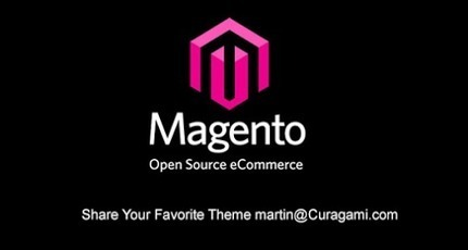 Magento Theme Review: Share Your Faves with @Curagami | Ecom Revolution | Scoop.it