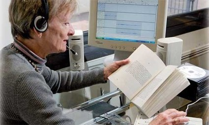 Bibliothèque de Caen : 6 000 livres sonores et tactiles !   scotrelle   Scoop.it