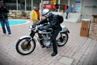 Inazuma café racer: BSA Rocket 3... Again | Cafe Racers | Scoop.it