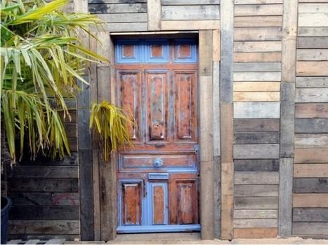 La Villa Déchets finalement recyclée et réemployée | Construire sa maison avec un architecte | Scoop.it