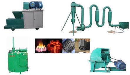 Charcoal Briquette Machine For Sale | pellets-mill | Scoop.it