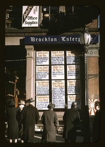 Social media in 1940 | Harold Jarche | APRENDIZAJE | Scoop.it