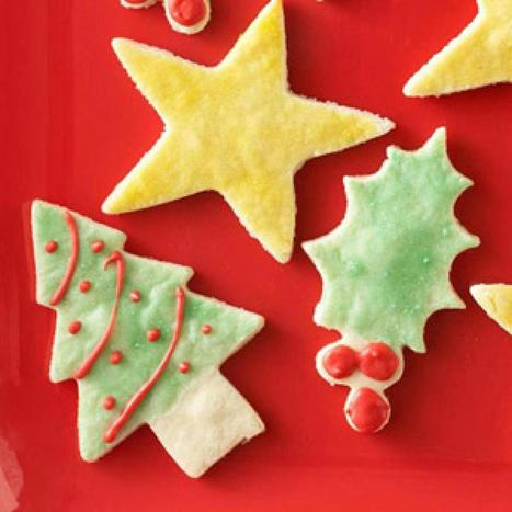 Our Best Christmas Cookie Recipes | Cookie Making Day Recipes | Scoop.it