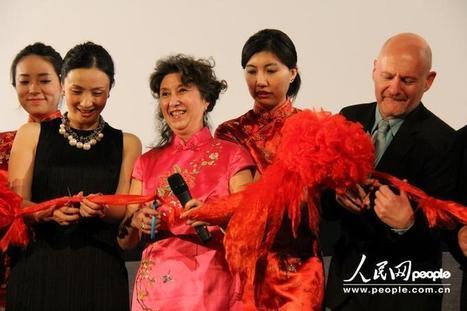 Ouverture du 8e Festival du cinéma chinois de Paris   China.org   Kiosque du monde : Asie   Scoop.it