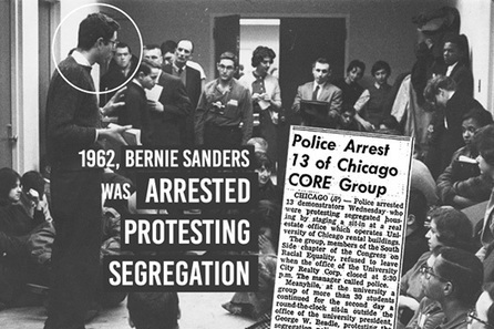 #Bernie #Sanders Stood Up for the Voting Rights of African American Voters When Hillary Did Not | USA the second nazi empire | Scoop.it