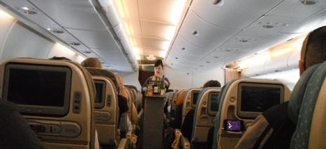 """La bière à la pression débarque (tièdement) dans les avions   Office de Tourisme """"Roissy, Clé de France""""   Scoop.it"""