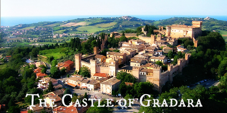 The Rose and the Blood: The Castle of Gradara | Le Marche another Italy | Scoop.it