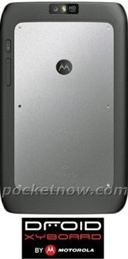 Leaked Xoom 2 will be called the Motorola Droid Xyboard - Geek.com | Gadget Shopper and Consumer Report | Scoop.it