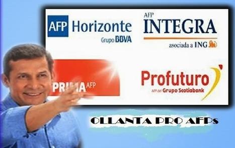 Las Tablas de la Inmortalidad: Juego Sucio de AFPs con aportes de fondos peruanos | Defensor del Pensionista y Adulto Mayor | Scoop.it