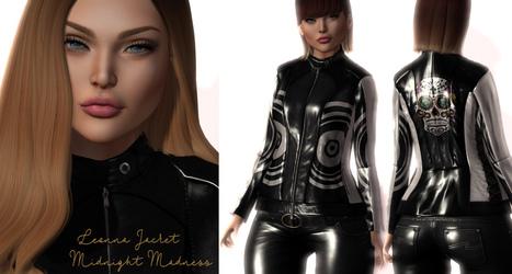 .:MMC:. Leonna Jacket (MM) | Finding SL Freebies | Scoop.it