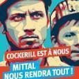 Avec ou sans Mittal, la Région doit porter Cockerill !   PTB Liège   Ptb Namur   Scoop.it