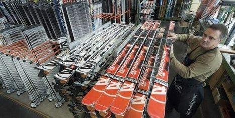 Innovation : à quoi ressembleront les skis de demain ? | Sport et innovation | Scoop.it