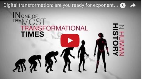 Transformación Digital. ¿Están listas las empresas para un cambio exponencial? | APRENDIZAJE | Scoop.it