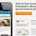 Oyez, oyez braves touristes ! Le nouveau Foursquare est arrivé ! | toute l'info sur Foursquare | Scoop.it