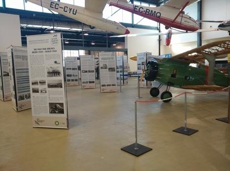 Expossició gratuïta: Centenari de l'Aviació a Catalunya 1916-2016 | Full Informatiu Digital del CRP Vallès Oriental III | Scoop.it