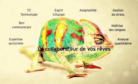 Le « salarié caméléon », un profil très convoité | Personnalité | Leadership | Scoop.it