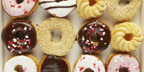 10 Things You Didn't Know About Doughnuts | Strange days indeed... | Scoop.it