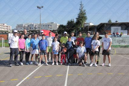 Clube de Ténis da Trofa nasceu há um ano ( C/video) | Play-Off (meias-finais fem.) | Scoop.it
