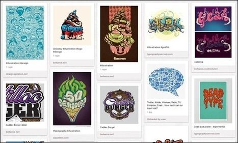 40+ Interesting Pinterest Boards for Designers | Everything Pinterest | Scoop.it