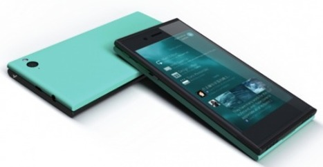 Jolla Sailfish handset specs unveiled with dual-core Snapdragon | Mobile Technology | Scoop.it